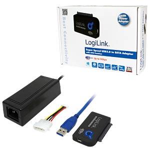 Adapter USB 3.0 > SATA mit OTB LOGILINK AU0009
