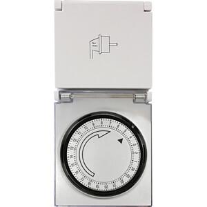 Zeitschaltuhr, mechanisch, Outdoor LOGILINK ET0006
