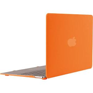 LOGILINK MA11OR - Hartschalen-Schutzhülle Macbook 11.6 Air