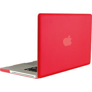 LOGILINK MP15RD - Hartschalen-Schutzhülle Macbook 15.4 Pro