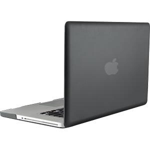 LOGILINK MPR13BK - Hartschalen-Schutzhülle Macbook 13.3 Retina