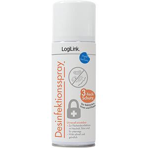 LOGILINK RP0018 - Desinfektionsreiniger Flasche 200ml