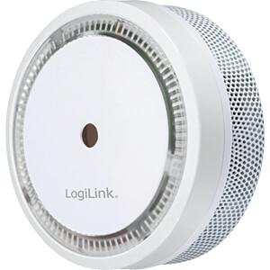 Rauchmelder mit 10-Jahres-Batterie, Mini LOGILINK SC0008