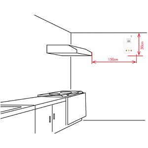 Gasmelder LOGILINK SC0103