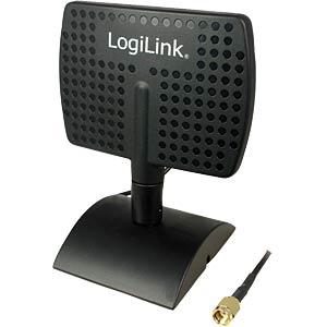 WLAN Antenne, SMA Reverse Stecker LOGILINK WL0091