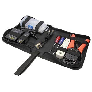 LogiLink® Networking Tool Set with Bag LOGILINK WZ0030