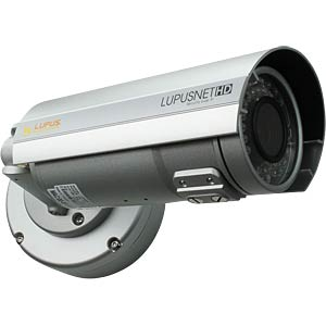 Überwachungskamera, IP, LAN, WLAN, außen, PoE LUPUS 109361