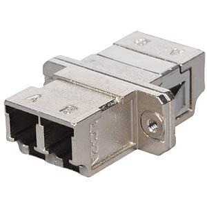 LC/LC-Duplex, Multimode, Beige Metall EFB-ELEKTRONIK 53348.2