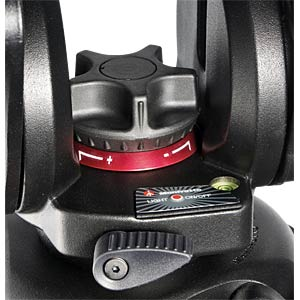 PRO VIDEO HEAD 75 MANFROTTO 504HD