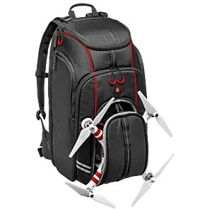 Quadrocopter, Phantom, Rucksack D1 MANFROTTO MB BP-D1