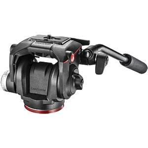 XPRO Fluid Head with fluidity selector MANFROTTO MHXPRO-2W