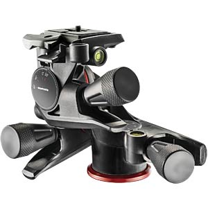 XPRO Geared 3 Way Head with Adapto Body MANFROTTO MHXPRO-3WG