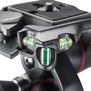X-PRO 3-Way Head with retractable levers & friction controls MANFROTTO MHXPRO-3W