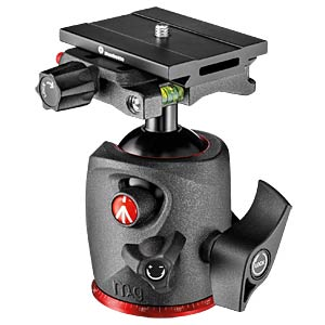 Stativ, Kugelkopf, XPRO, Magnesium Top Lock MANFROTTO MHXPRO-BHQ6