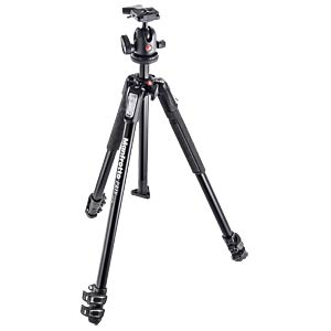 190X kit - alu 3-section tripod + 496RC2 ball head MANFROTTO MK190X3-BH
