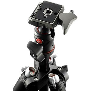 BeFree compact tripod for travel photography MANFROTTO MKBFRA4-BH