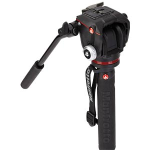 Stativ, Monopod, Fluid-Videokopf MANFROTTO MVMXPROA42W