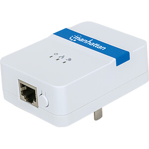 150N WLAN-Repeater, 150 MBit/s MANHATTAN 525664