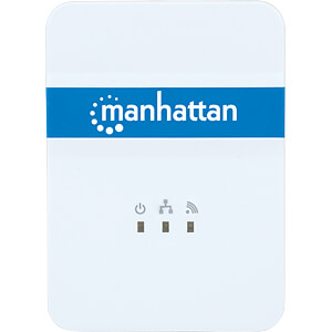 WLAN Repeater, 150 MBit/s MANHATTAN 525664