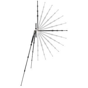 Tripod, titanium/carbon MANTONA 17995