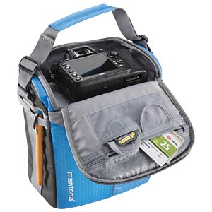 Photo Backpack with Camera bag MANTONA 20057