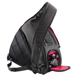 Camera bag with tripod MANTONA 20368