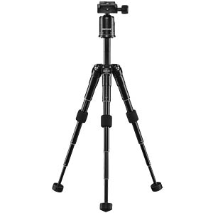 Photo/Desktop/Travel tripod black MANTONA 21182