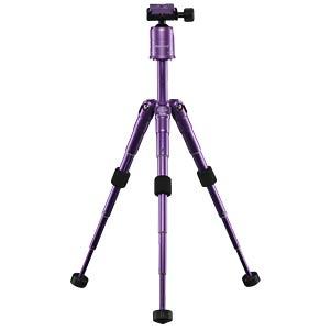 Stativ, Tisch, Reise, purple MANTONA 21188