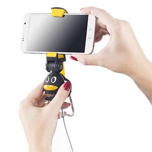 Stativ, Flaschen, Tischstativ, Handstativ, Selfie-Stick MANTONA 21236