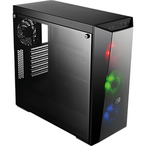 Cooler Master Midi Tower MasterBox Lite 5 COOLER MASTER MCW-L5S3-KGNN-02