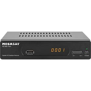 MEGASAT 0201138 - Receiver