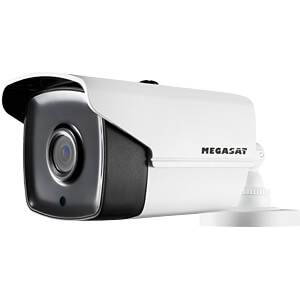 Sieciowy rejestrator wizyjny, zestaw z jedną kamerą MEGASAT HSC 7800