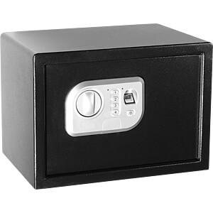 Safe mit Fingerabdruckscanner MEGASAT ST-25 FP