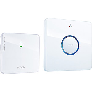 Me Bell 331 Wireless Doorbell With Sound Activated Transmitter At