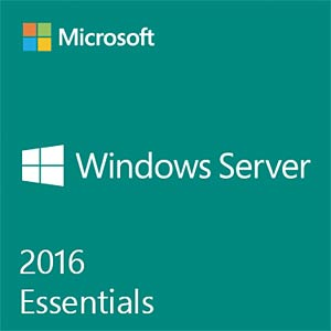 Software, Windows Server 2016 Essentials (SB/OEM) MICROSOFT G3S-01047