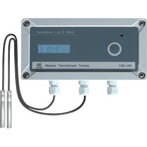Thermometer mit integriertem GSM-Modul und Display MOBEYE CML2285
