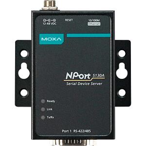 Geräteserver, 1x RJ45, 1x RS-422/485 MOXA NPORT 5130A