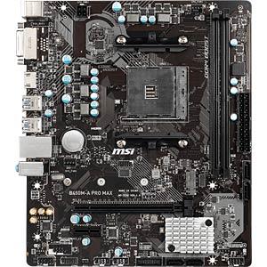 MSI 7B86-022R - MSI B450-A PRO MAX (AM4)