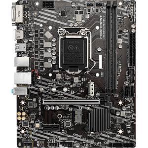 MSI 7C89-008R - MSI H410M-A PRO (1200)