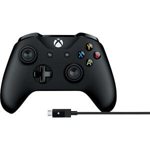 MS 4N6-00002 - Xbox One Controller für Windows