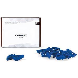 Noctua NA-SAVP1, Blue Anti-Vibration-Pads NOCTUA NA-SAVP1 CHROMAX.BLUE