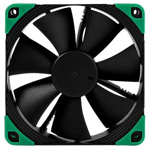 Noctua NA-SAVP1, Green Anti-Vibration-Pads NOCTUA NA-SAVP1 chromax.green