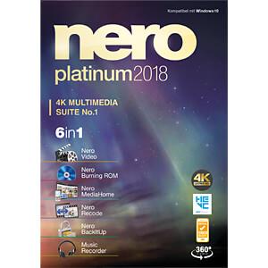 Software, cd's/dvd's/Blu-rays rippen, converteren NERO AG EMEA-12280000/1309