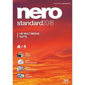 Software, CDs/DVDs/Blu-rays rippen, umwandeln NERO AG EMEA-10080000/1285