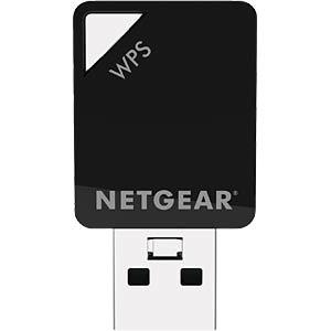 WiFi USB Adapter - 802.11ac Dual Band NETGEAR A6100-100PES