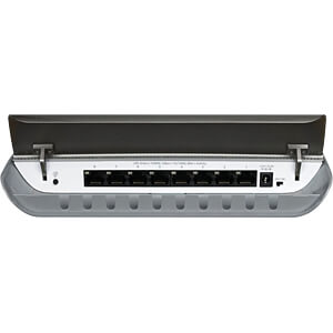Switch, 8-Port, Gigabit Ethernet, unmanaged NETGEAR GS908-100PES