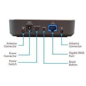 NETGEAR 4G LTE-Modem NETGEAR LB1110-100EUS