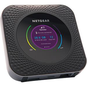 WLAN Hotspot 4G LTE 150 MBit/s mobil NETGEAR MR1100-100EUS