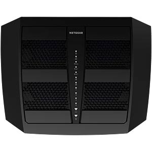 WLAN Router 2.4/5 GHz 3200 MBit/s NETGEAR R8000-100PES