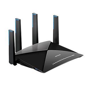 WLAN Router 2.4/5 GHz 7200 MBit/s NETGEAR R9000-100EUS